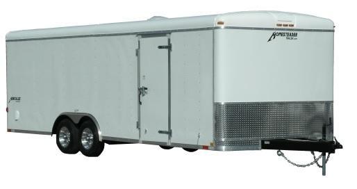 2020 Homesteader Trailers 824ht Enclosed Cargo Trailer