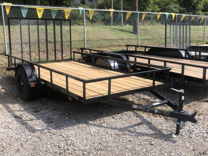 2020 Carry-On 7x14 wood floor landscape Utility Trailer