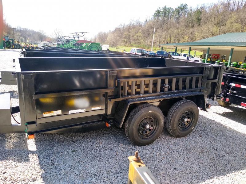 2021 Carry-On 6X12DUMPLP10K-24HS Dump Trailer