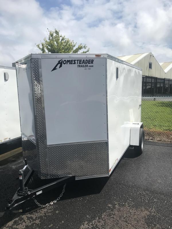 2020 Homesteader Trailers 610IS Enclosed Cargo Trailer