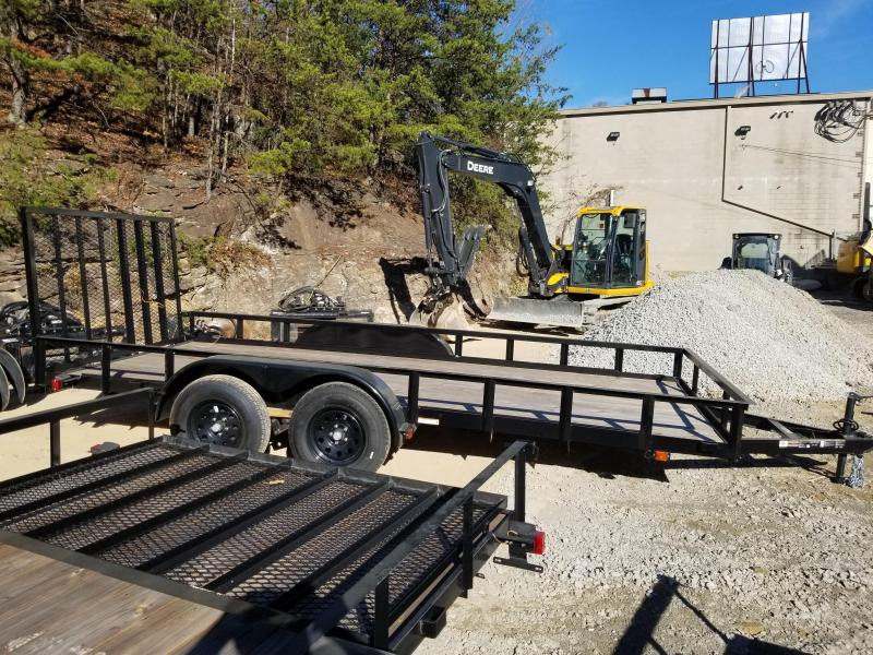 2021 Carry-On 7X16GW1BRK Utility Trailer