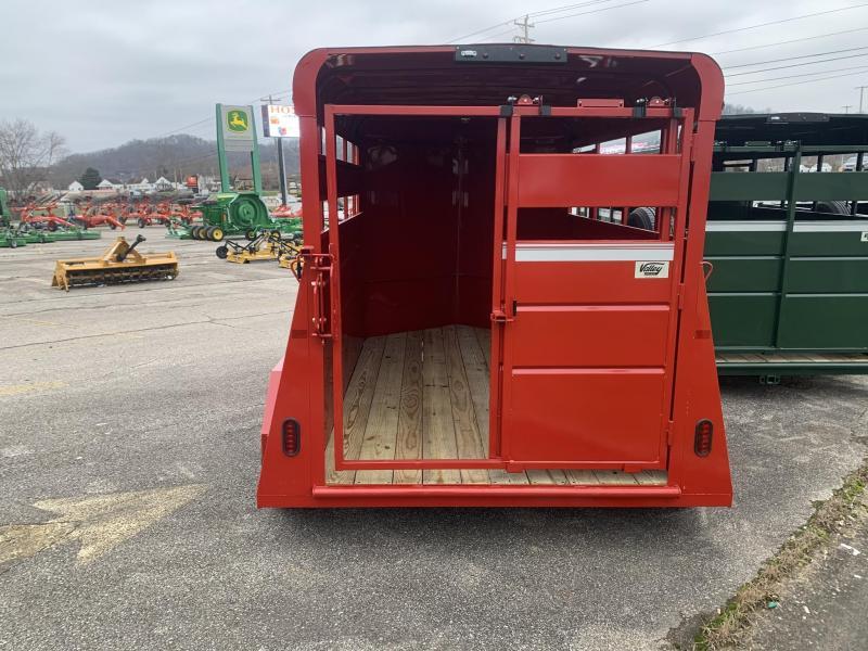 2021 Valley Trailers 26012 Enclosed Cargo Trailer