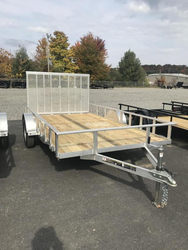 2020 Carry-On 7X12AGW Utility Trailer