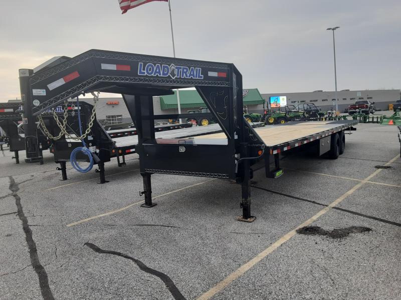 2021 Load Trail GR22 - Heavy Duty 102 x 32 Equipment Trailer
