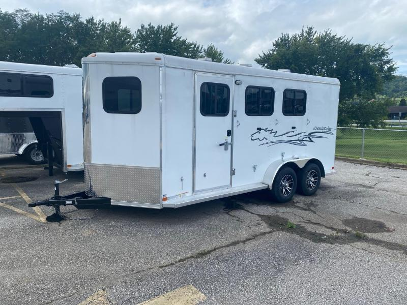 2021 Homesteader Trailers Horse Trailer