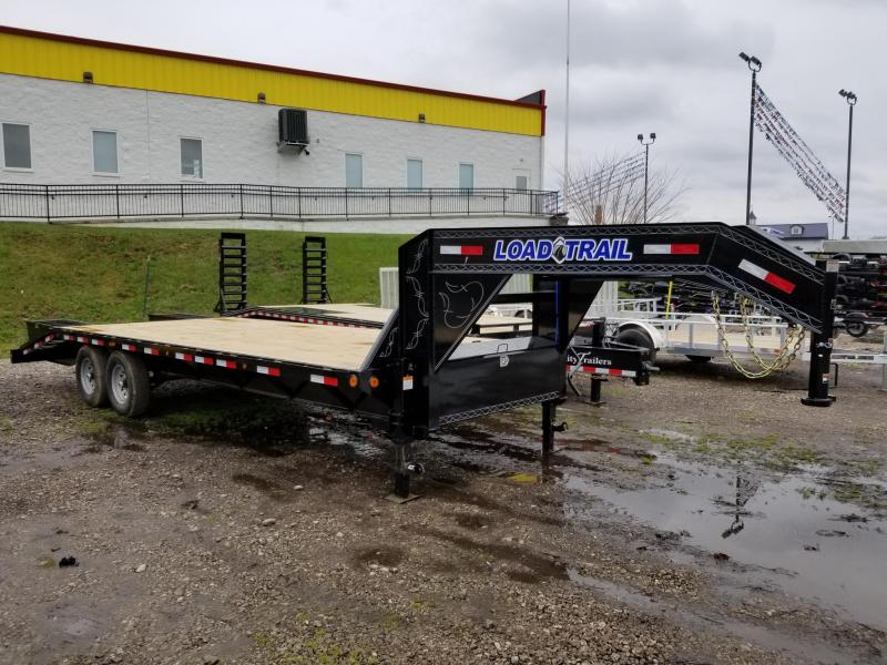 2021 Load Trail GH14 Heavy Duty 102 x 25 Equipment Trailer