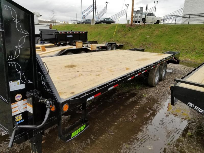 2021 Load Trail GH14 Heavy Duty 102 x 25 Equipment Trailer
