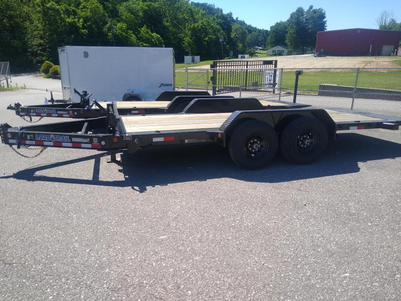 2021 Load Trail TH162 Flatbed Trailer
