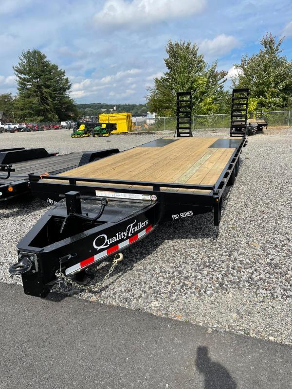 2022 Quality Trailers HP-10K-25P Utility Trailer
