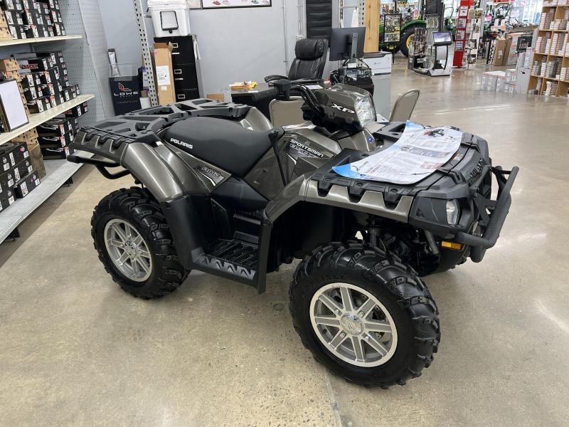 2012 Polaris SPORTSMAN 850XP EPS ATV