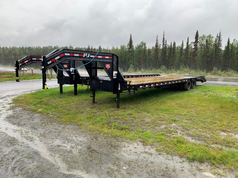 2021 PJ Trailers Low-Pro Flatdeck with Duals (LD) Flatbed Trailer