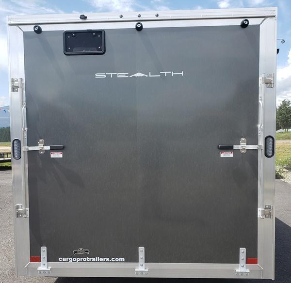 2020 CargoPro Stealth Enclosed Cargo Trailer