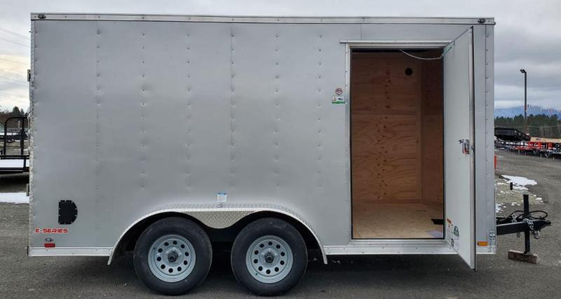 2021 Cargo Mate EHW714TA2 Enclosed Cargo Trailer