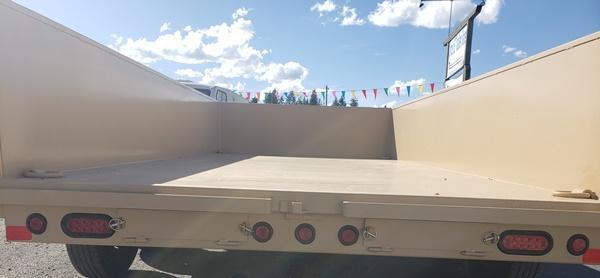 2020 X-On DT831427 Dump Trailer