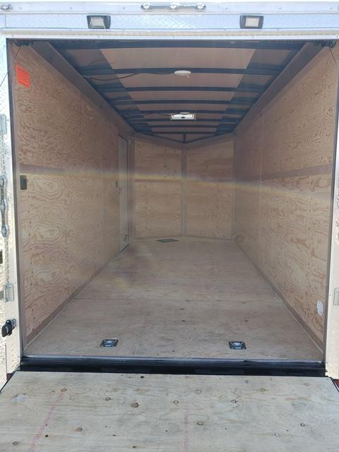 2021 Cargo Mate EHW716TA2 Enclosed Cargo Trailer