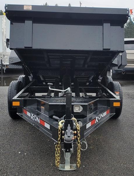 2021 X-On D110A62 Dump Trailer