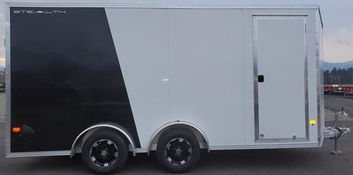 2021 CargoPro Trailers C7.5x16S UTV Stealth Enclosed Cargo Trailer