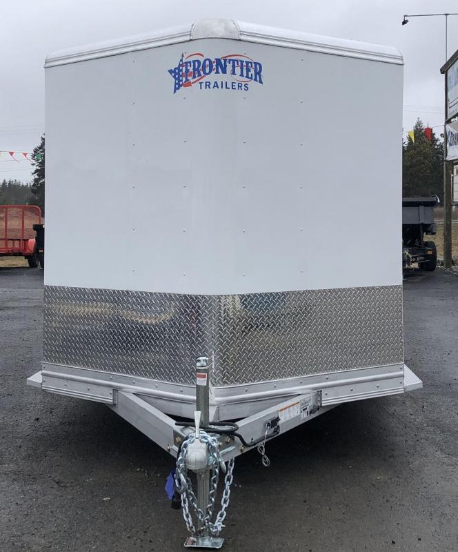 2021 Frontier LIV167 Livestock Trailer