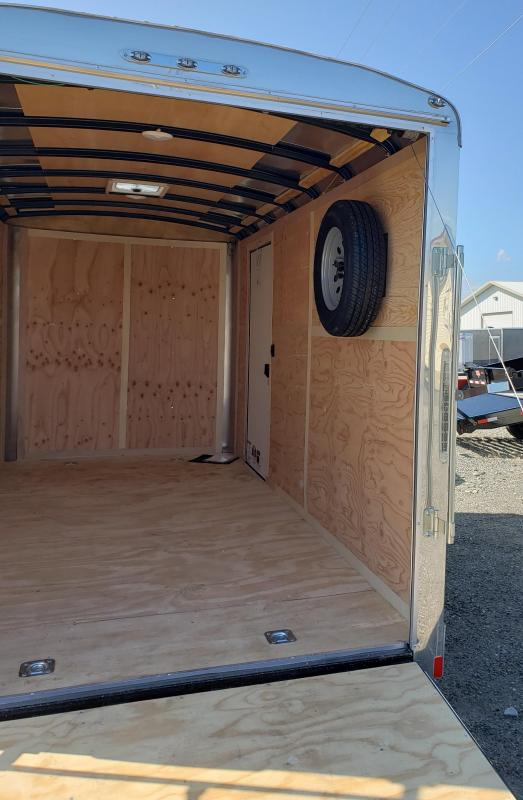 2020 Cargo Mate BL714TA2 Enclosed Cargo Trailer