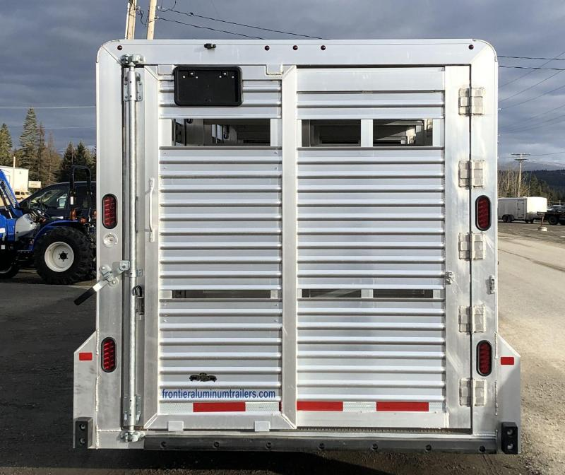2019 Frontier LIVGN14K24 Livestock Trailer