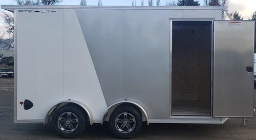2020 CargoPro Trailers Stealth 7.5x14SUTVLMMT19 Enclosed Cargo Trailer