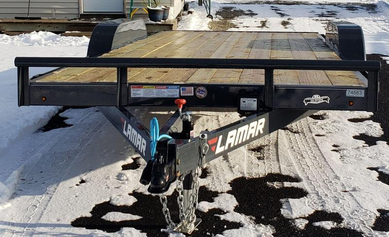 2019 Lamar Trailers CC831623 Car / Racing Trailer