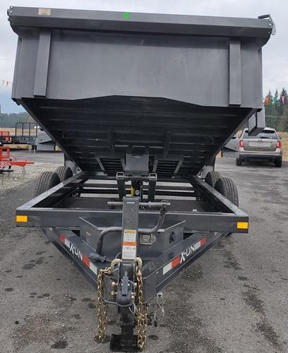 2021 X-On D814A72 Dump Trailer