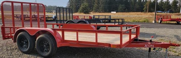 2021 X-On C4-UT831423 Utility Trailer