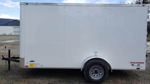 2020 Cargo Mate CH612SA Enclosed Cargo Trailer