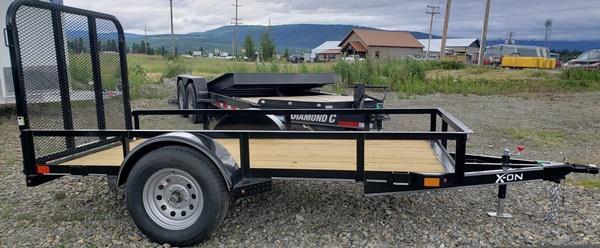 2020 X-On SA601013 Utility Trailer