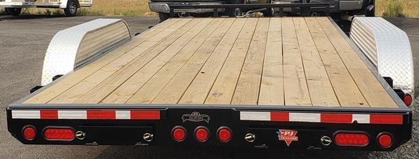 2021 PJ Trailers C5162 83x16 Car / Racing Trailer