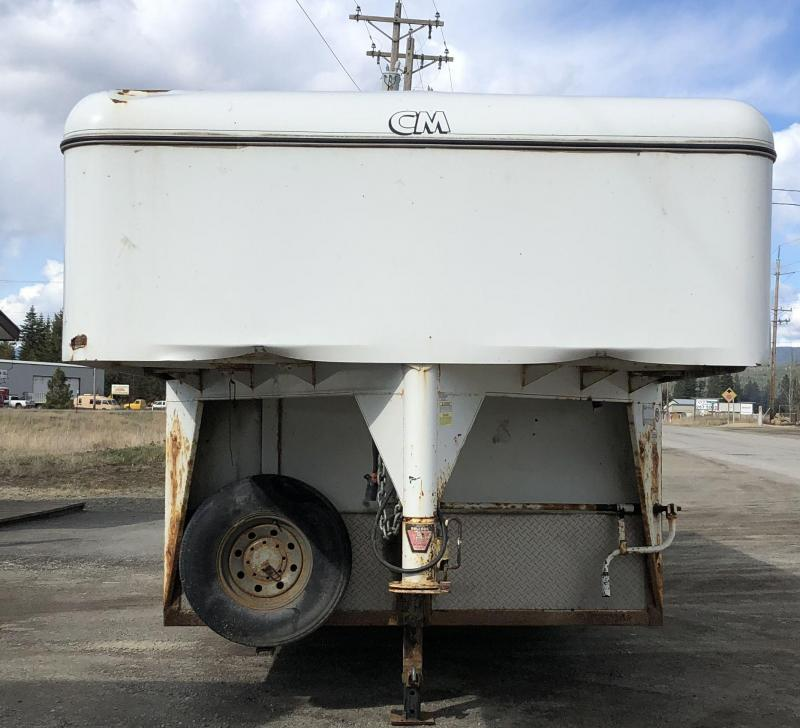 2003 CM CONTRACTTL Enclosed Cargo Trailer