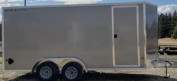 2021 CargoPro Trailers Stealth 7x16S Enclosed Cargo Trailer
