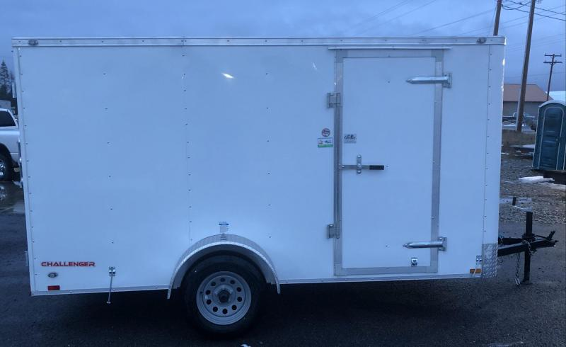 2021 Cargo Mate CH612SA 6x12 Enclosed Cargo Trailer