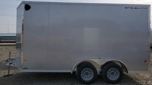2021 CargoPro Trailers C7.5X14S Steath Enclosed Cargo Trailer