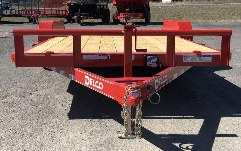 2021 Delco Trailers C418J622 Car / Racing Trailer