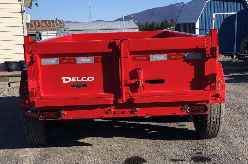 2021 Delco Trailers D110A32WR02259 Dump Trailer