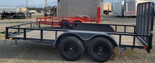 2021 X-On A-UT831423 Utility Trailer