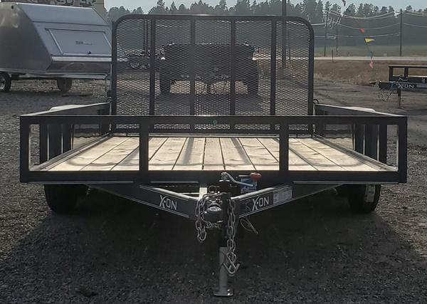 2021 X-On A-UT831423 Utility Trailer