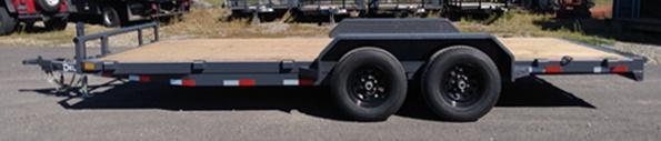 2022 Delco Trailers C418J62G Car / Racing Trailer