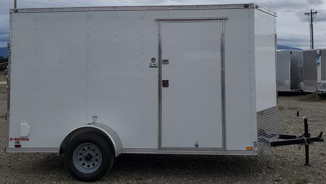 2021 Car Mate Trailers EHW612SA Enclosed Cargo Trailer