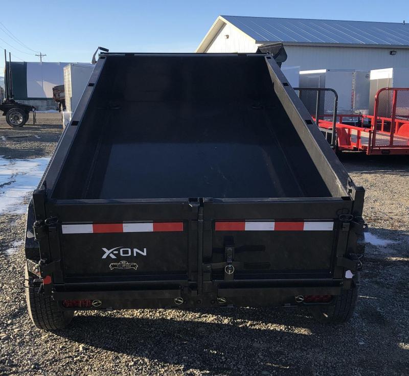 2021 X-On D110A62WG00721 Dump Trailer