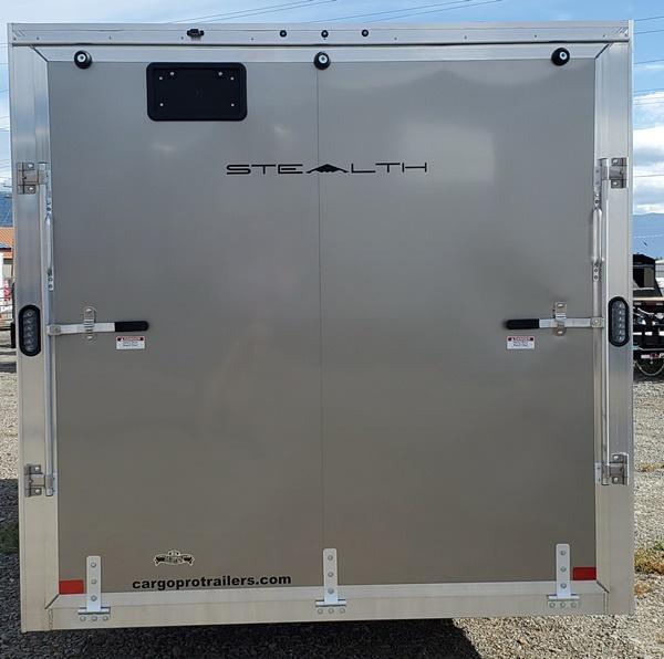 2021 ALCOM StealthC7.5x16S Enclosed Cargo Trailer