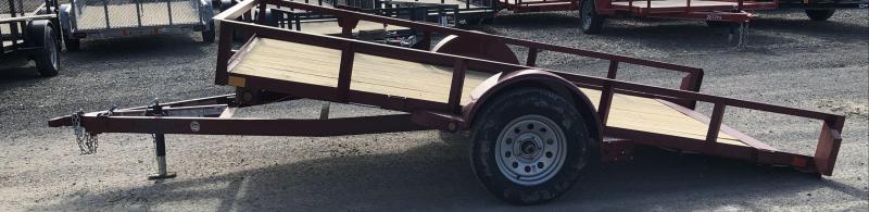 2021 East Texas SA7712031 Utility Trailer