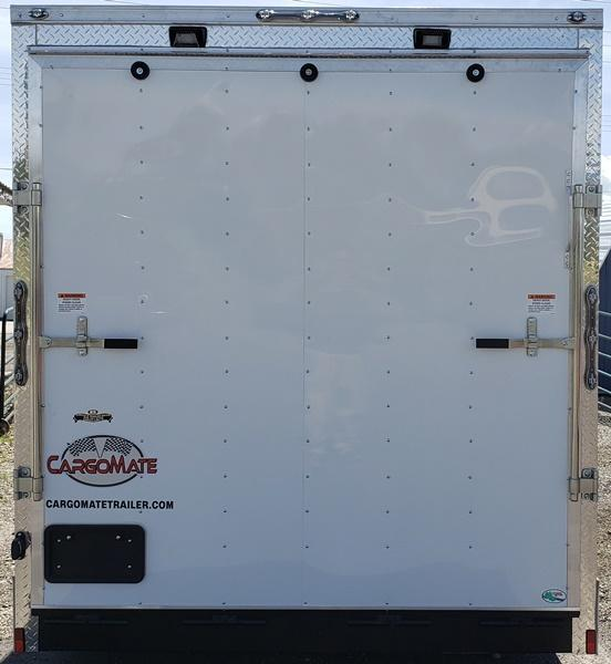 2022 Forest River EHW716TA2 Enclosed Cargo Trailer