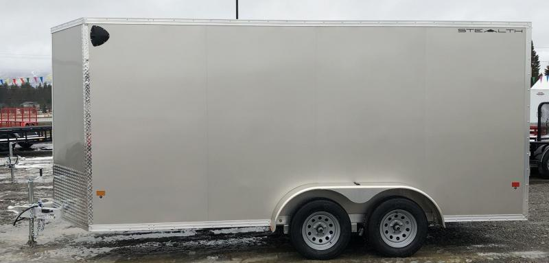 2021 CargoPro Trailers C7x16S-IF stealth Enclosed Cargo Trailer