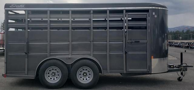 2020 Delta Manufacturing delta500 Livestock Trailer