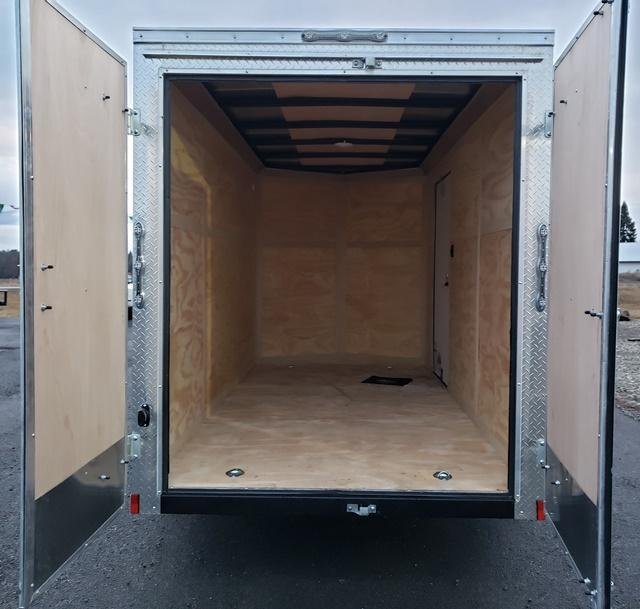 2021 Cargo Mate EHW612SA Enclosed Cargo Trailer