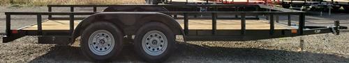 2021 GR Trailers U83x16235 Utility Trailer