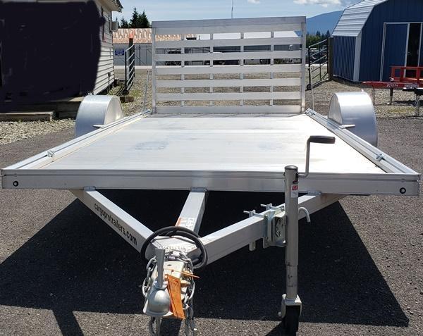 2020 CargoPro Trailers U80x14RA Utility Trailer